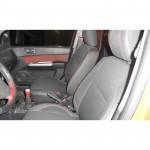 Авточехлы для HYUNDAI Getz цельная спинка 2002-2007 - кожзам - Premium Style MW Brothers