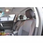 Авточехлы для MG-6 c 2010 - кожзам - Premium Style MW Brothers