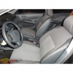 Чехлы сиденья NISSAN Almera classic (диван с подголовниками) с 2006г фирмы - Premium Style MW Brothers