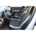 Авточехлы для RENAULT LODGY с 2012 - кожзам - Premium Style MW Brothers