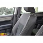 Авточехлы для HONDA CR-V NEW (2013) - кожзам - Premium Style MW Brothers