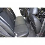 Чехлы на сиденья ЗАЗ - Forza хечбек2010- серия AM-S (декоративная строчка) эко кожа - Автомания
