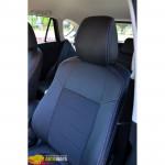 Авточехлы для MAZDA CX-5 (2012-....) - кожзам - DYNAMIC Style MW Brothers