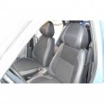Авточехлы для ВАЗ 2110 1996-2007 - кожзам - Premium Style MW Brothers