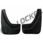 Брызговики Opel Mokka (12-) задние комплект - Lada Locker