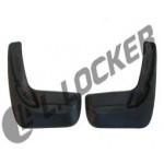 Брызговики Volkswagen Golf 7 хетчбек (12-) передние комплект - Lada Locker