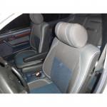 Чехлы сиденья BMW 5 (E39) цельная спинка - 1994-2004 фирмы MW Brothers - кожзам