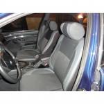 Чехлы сиденья BMW 5 (E39) деленая спинка 1994-2004 фирмы MW Brothers