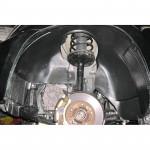 Подкрылок CHERY Tiggo 01/2006-> ( задний левый ) Novline