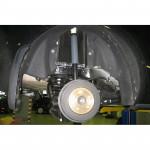 Подкрылок FORD Focus III, 04/2011-> седан, хетчбек (задний правый) NOVLINE
