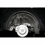Подкрылок Toyota Avensis 2009-> (задний правый) Novline