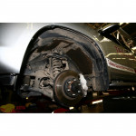 Подкрылок TOYOTA Land Cruiser Prado 01/2003-2009 (задний левый) NOVLINE