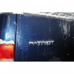 Подкрылок УАЗ Patriot 3163 2005-> (задний левый) Novline