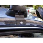Багажник в штатные места - стальной профиль - Ш-2 - 120 см - Десна Авто