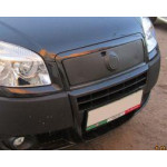 Зимняя накладка Fiat Doblo 2006-2012 (середина)