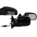 Зеркало боковое YH-3109A/LADA Samara 08,09,13-15/Black/light/черное с поворотом