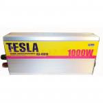 Преобраз. напряжения /зарядн. уст-во TESLA ПЗ-41010/12V-220V/1000W/10A/мод.волна/клеммы