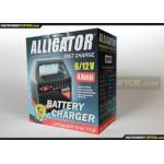 ALLIGATOR Зарядний пристрій АКБ/4А,6-12V,(10шт./уп.)