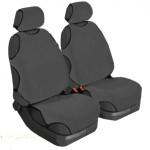BELTEX Майки універсал Beltex Polo графіт, комплект 2шт.на передні сидіння, без підголовніків