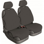 Майки універсальні Cotton графіт, к-т 2шт.на передні сидіння, без підголівників BELTEX