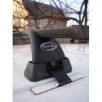 Багажник в штатные места - стальной профиль - Ш-10 - 110 см - Десна Авто