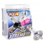 Лампы PULSO/галогенные H7/PX26D 12v100w rainbow blue/plastic box