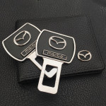 Заглушки ремня безопасности  Mazda (2 шт) - JTEC