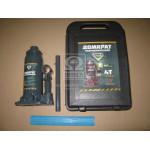 Домкрат 4т гидравл., пластик H 195 /380 - Armer