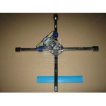 Ключ крест усиленный, с центр. пластиной, хром 17X19X21X1/2 мм. - Armer