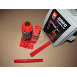 Домкрат пляшковий, 2т пластик, червоний H = 150/280 - Дорожня Карта