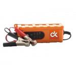 Зарядное устройство 3.8Amp 6/12V микропроцессор, 5-ступ. зарядки, - Дорожная Карта