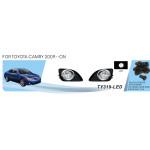 Фары дополнительные модель Toyota Camry 40 2007/TY-219Е-U-W/эл.проводка