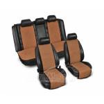 Накидки узкие (комплект) без лого, светло-коричневый - AVTM