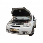 Газовый упор капота для Chevrolet Aveo t250 с 2011+ 2 шт.