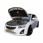Газовый упор капота для Chevrolet Cruze с 2008+ 1 шт.