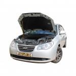 Газовый упор капота для Hyundai Elantra 4 (HD) 2006-2010 1 шт.