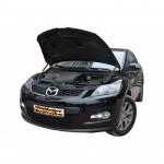Газовый упор капота для Mazda CX-7 2006-2012 2 шт.
