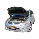 Газовый упор капота для Mitsubishi Grandis 2003-2011 1 шт.