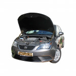 Газовый упор капота для SEAT Ibiza 6j 2008-2017 2 шт.