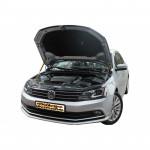 Газовый упор капота для Volkswagen Jetta 6 2011+ 2 шт.