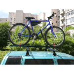 Крепление для перевозки велосипеда AMOS ST-2 (складное)- цвет - черный