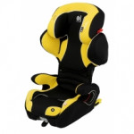 Автокресло крепление isofix kiddy cruiserfix pro Sulphur soft-tex