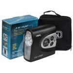 Компрессор YC2211A 150psi/12Amp/22л/фонарь/прикур.