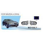 Фары доп.модель Mazda 6 2006-07