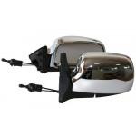 Зеркало боковое YH-3107/LADA 04,05,07/Chrome/хром