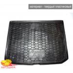 Ковер в багажник AUDI A3 Sportback (2012>) твердый - AvtoGumm