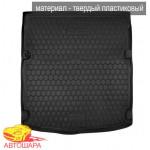Ковер в багажник AUDI A6 (C7) (2014>) (седан) твердый - AvtoGumm