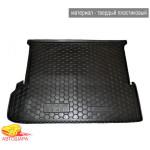 Ковер в багажник LEXUS GX-460 (2010) (7 мест)- твердый - AvtoGumm