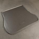 Коврик в багажник Audi A4 универсал (07-) Norplast