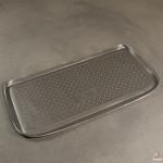 Коврик в багажник Chery A1 /Kimo/ НВ (07-)твердый  Norplast